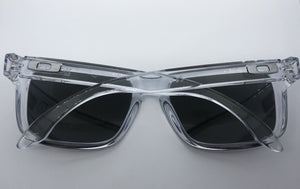 Oakley Holbrook Polished Clear - OO9102-H355