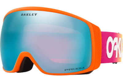 Oakley Flight Tracker XL Shredbot Faded Prizm Sapphire