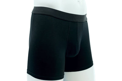 NTH DEGREE MODAL 40S TRIM FIT BOXER BLACK