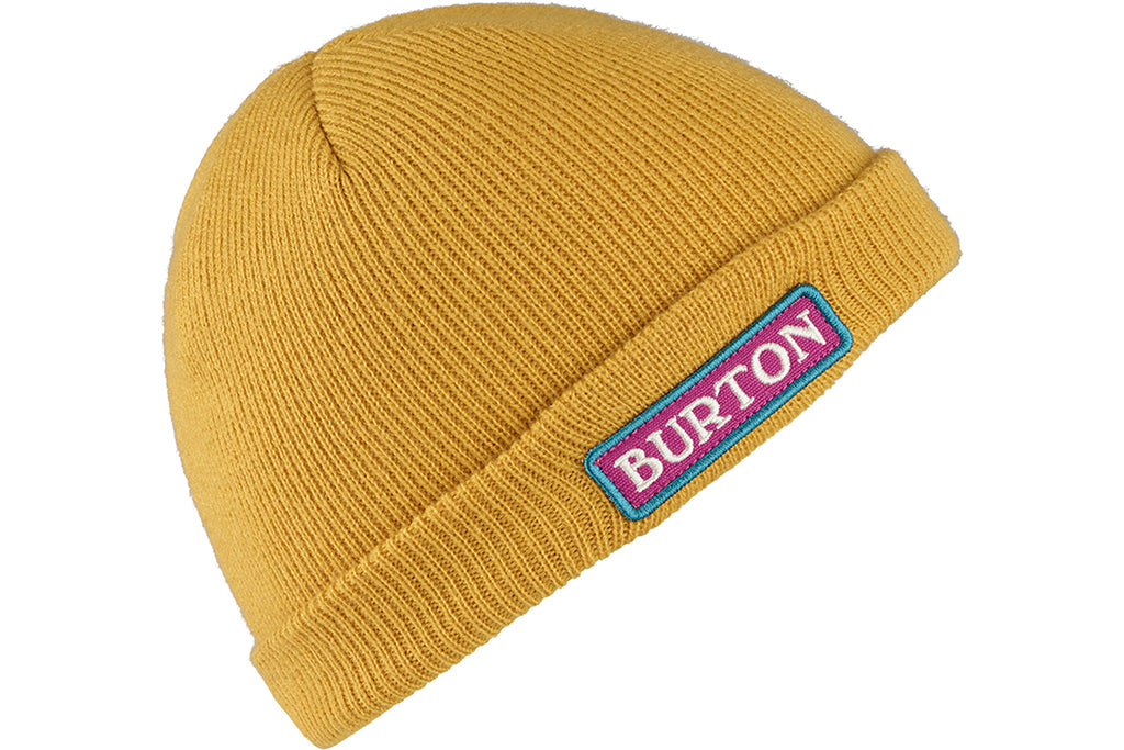 af3d143a8b5 BURTON KIDS MINI BEANIE SUN GLOW - Sanction Skate And Snow