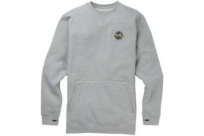 Analog Enclave Crew Gray Heather