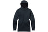 BURTON WOMENS HIXON PULLOVER TRUE BLACK HEATHER