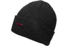 BENT METAL MOTOR BEANIE BLACK