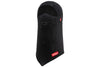 Airhole Balaclava Hinge Milk Fleece Black