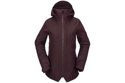 Volcom Iris 3-in-1 Gore Jacket Black Red
