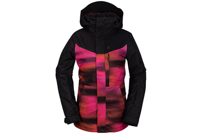 Volcom Sample Pine 2L TDS Jacket Bright Pink