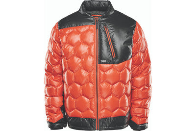 32 TM Ultralite Insulator Jacket Sample Orange Black