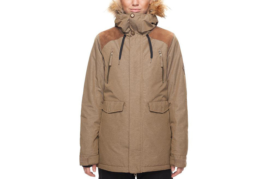 Womens snowboard jackets - Sanction Skate And Snow efb4f9990