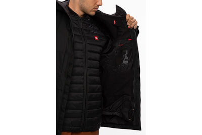 686 Smarty 3 In 1 Form Jacket Black
