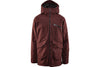 32 STASH JACKET BURGUNDY