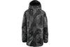 32 DEEP CREEK PARKA BLACK CAMO