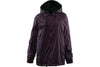 32 WOMENS CAMDEN JACKET PURPLE