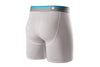 STANCE BASILONE STAPLE BOXERS GREY