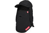 Airhole 5 Panel Tech Hat Black