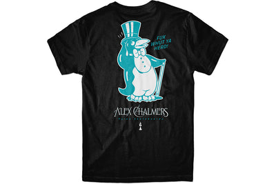 Pylon Chalmers Rumours Tee Black