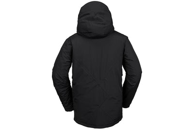 Volcom L Insulated Gore Tex Jacket Black