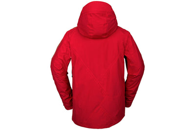 Volcom L Gore Tex Jacket Red