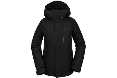 Volcom Aris Insulated Gore Tex Jacket Black