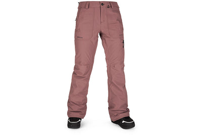 Volcom Knox Insulated Gore Tex Pant Rose Wood