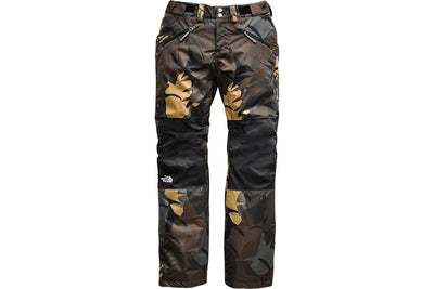 The North Face Aboutaday Pant New Taupe Green Palms