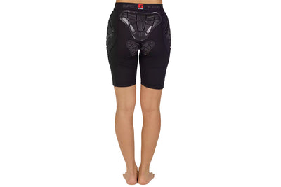 Burton Womens Total Impact Short True Black