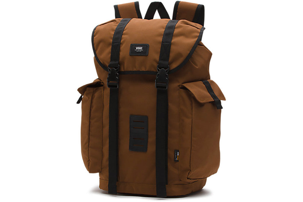 35ff2a3874 VANS OFF THE WALL BACKPACK TOFFEE - Sanction Skate And Snow