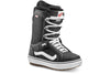VANS WOMENS HI STANDARD OG BLACK WHITE