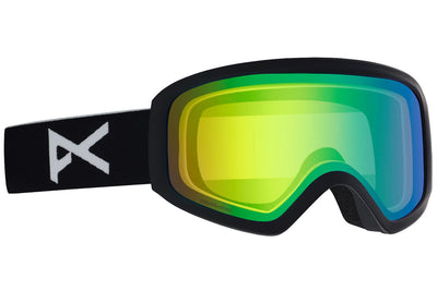 Anon Women's Insight Goggle Black Sonar Green