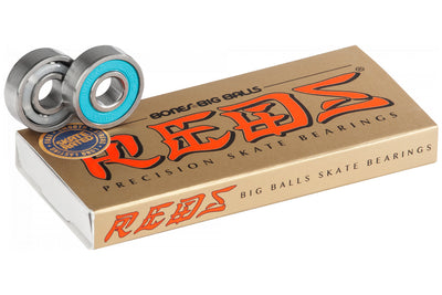 Bones Big Balls Reds Bearings