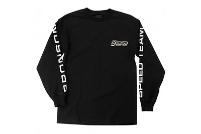 Bronson Long Sleeve Tee Speed Team Black