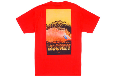 Hockey Silver Surfer Tee Firery Red
