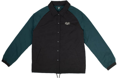 Howl Premium Coaches Jacket Black