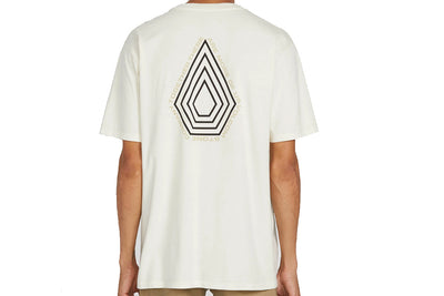 Volcom Radiation Tee Off White