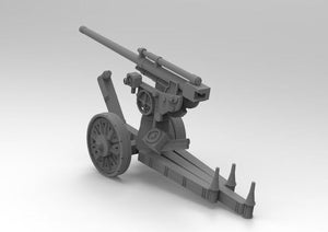 Figures Italian Cannon 75/46 34