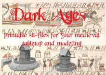 Load image into Gallery viewer, Medieval Dark Ages