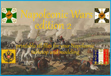 Load image into Gallery viewer, Napoleonic File set edition 2