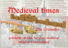 Load image into Gallery viewer, Medieval the Crusades