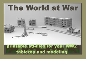 The World at War edition 1