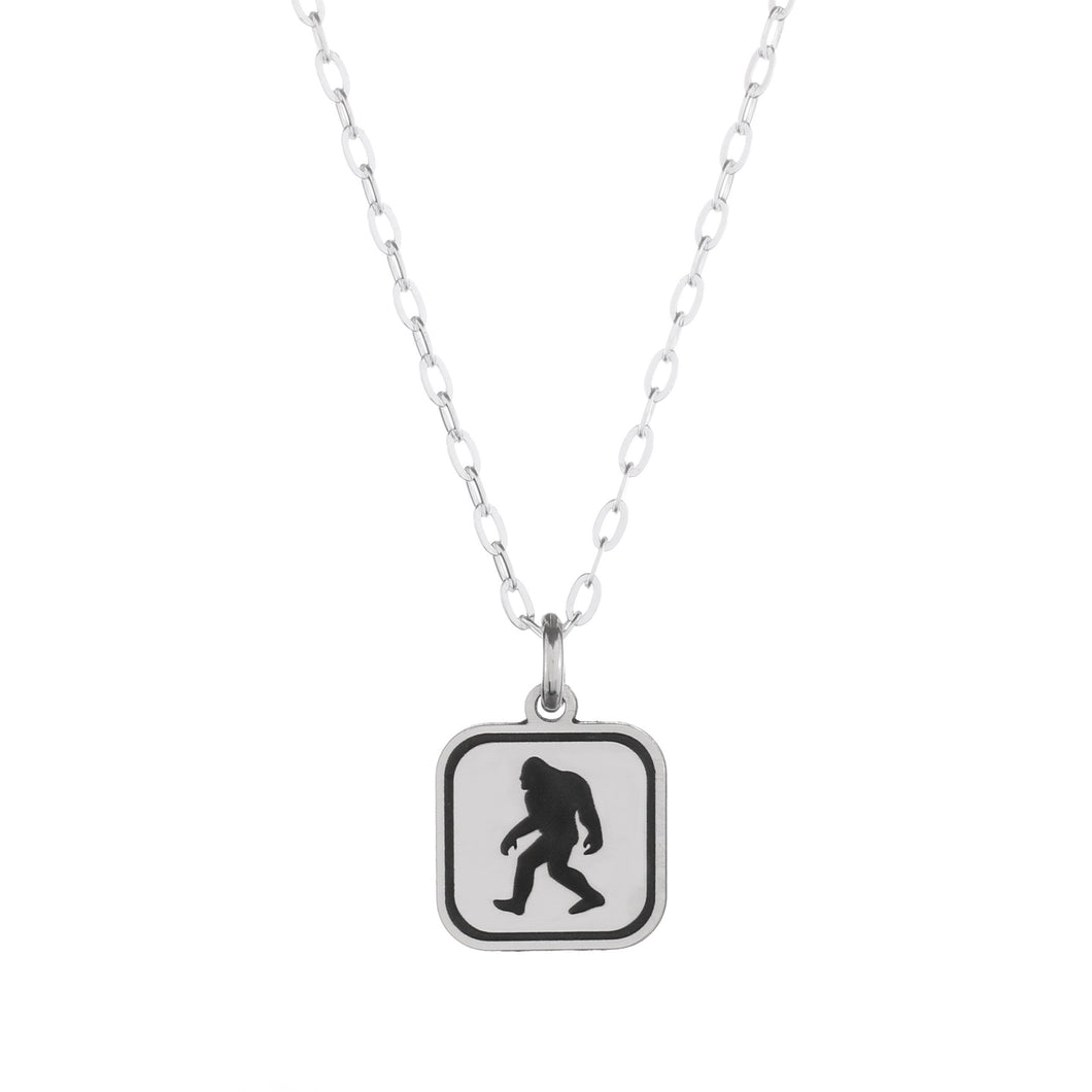Bigfoot Necklace