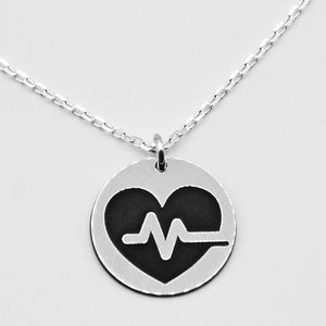 Rhythm of My Heart Necklace