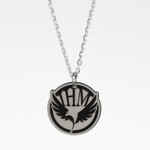 High School Logo Necklace
