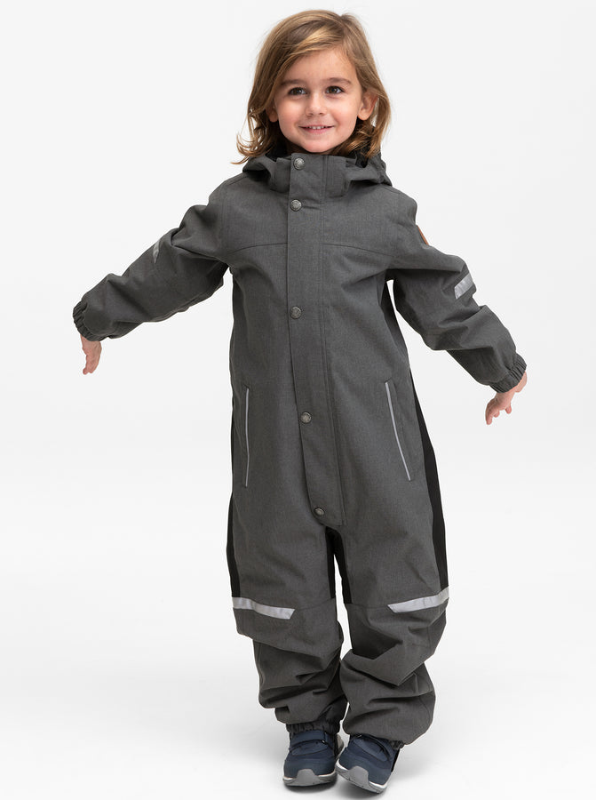 Kids Waterproof Shell Overall