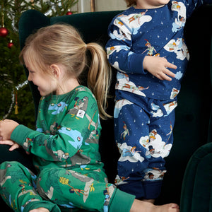 Peter Pan Kids Pyjamas