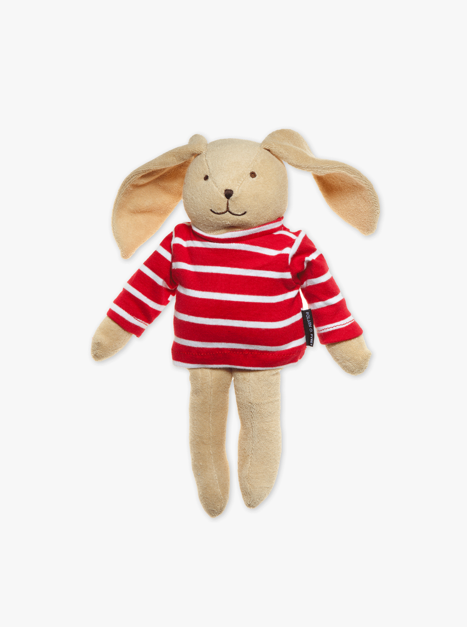 PO.P Stripe Bunny Red Unisex One Size