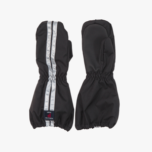 Shell Kids Mittens,Black,6m-6years