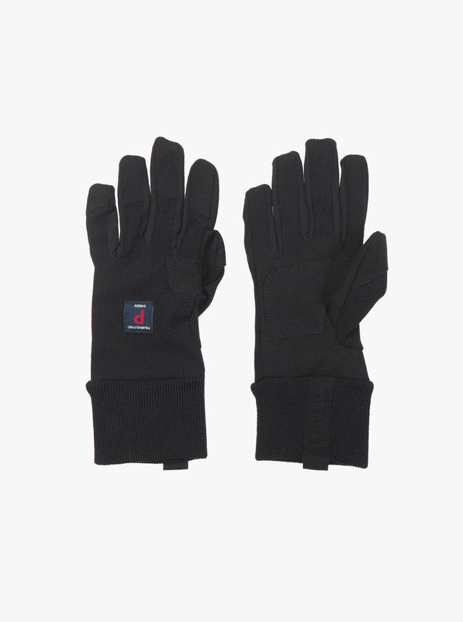 Kids Grip Gloves,Black,2-12years