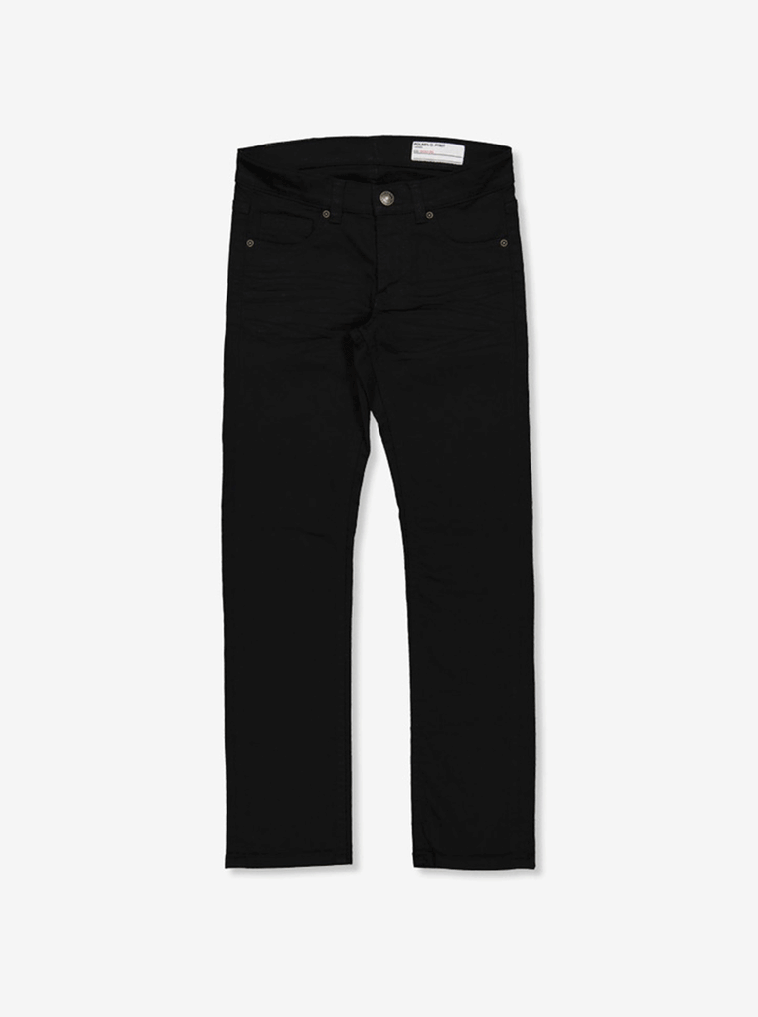 Indigo Slim Fit Kids Jeans Black
