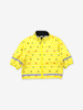 Waterproof Baby Raincoat---Yellow---Unisex---6-12m