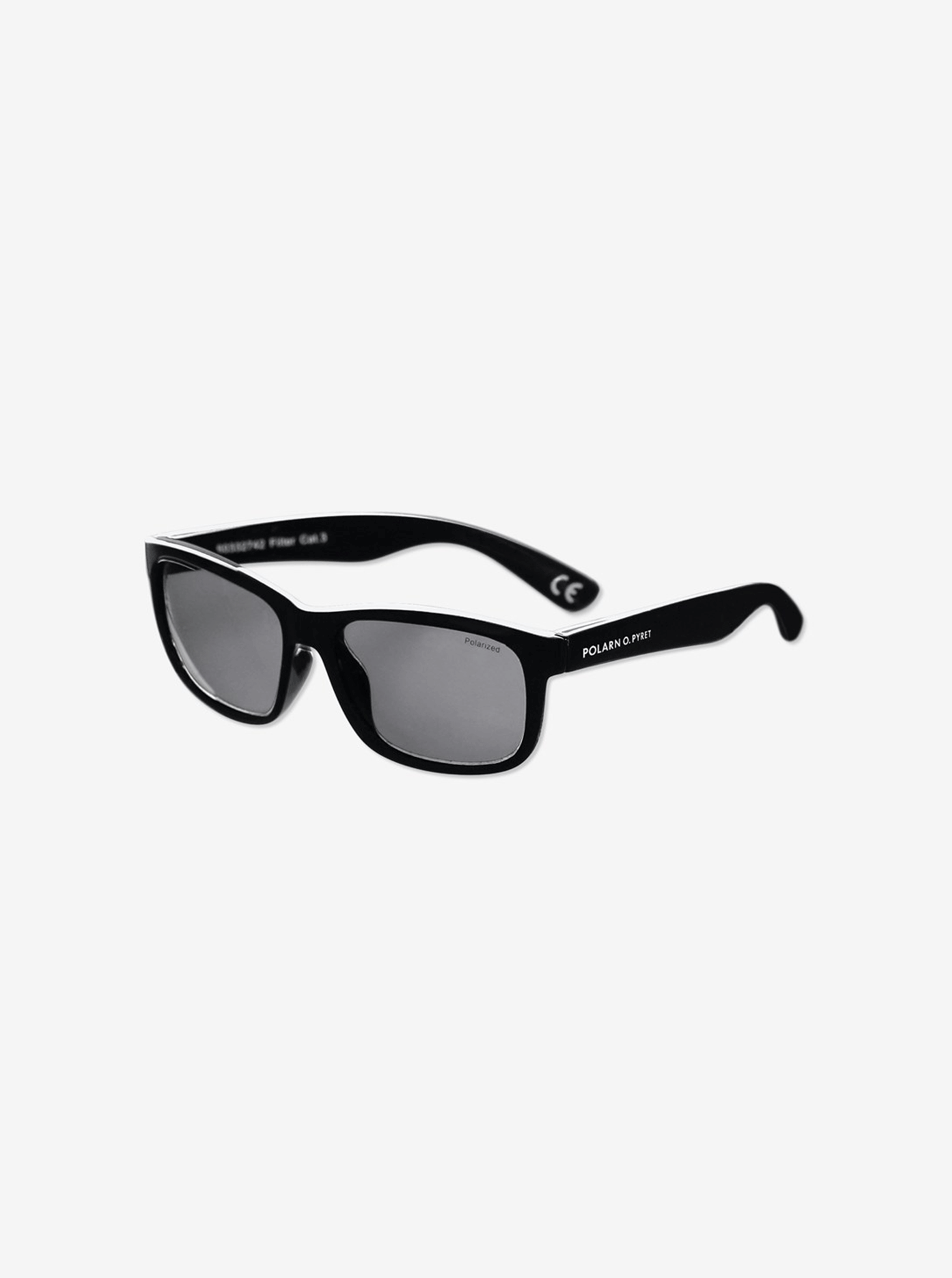 Kids UV Polarized Sunglasses 2-6Y+---Black---Unisex---One Size