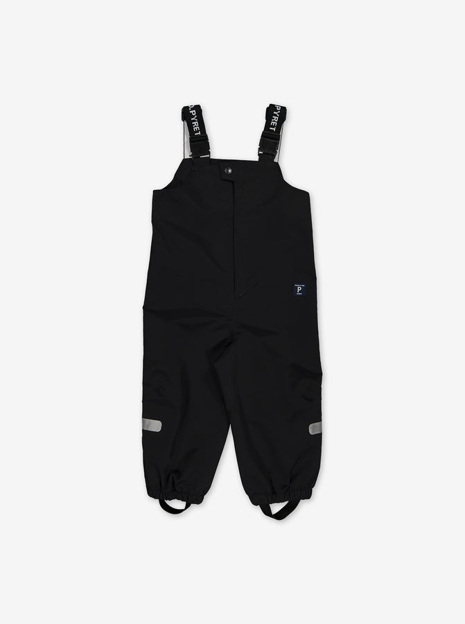 Waterproof Kids Shell Dungarees